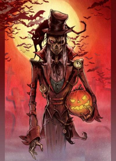 Diez Historias De Terror En Halloween