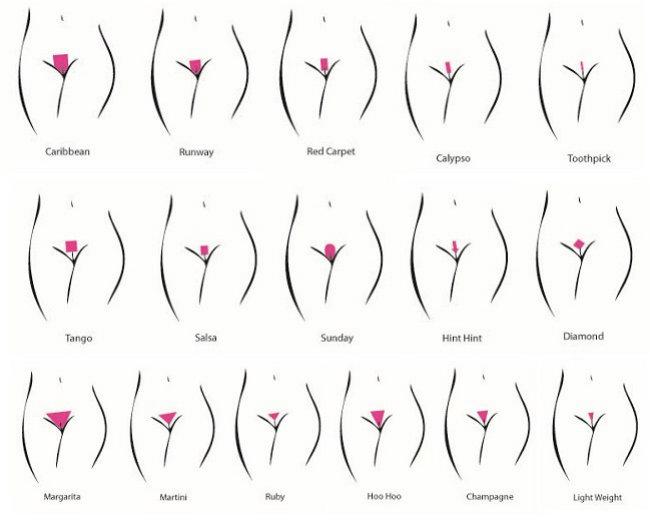 como depilar tu vagina