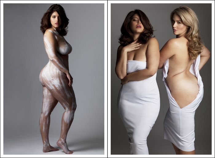 Fotos Al Desnudo Para Romper Estereotipos Femeninos De10