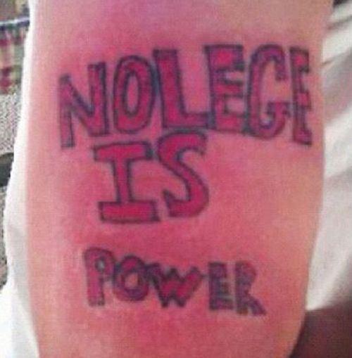 10 Tatuajes Que No Deberías De Hacerte Por Ningún Motivo De10