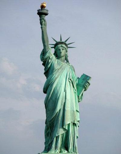 10 mensajes masones ocultos en la estatua de la libertad for Interior estatua de la libertad