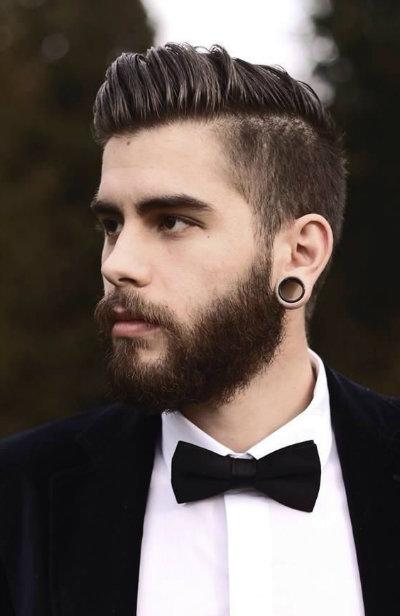 Dec dete a cambiar estilos de barba pelo y bigote para for Tipos de corte de barba