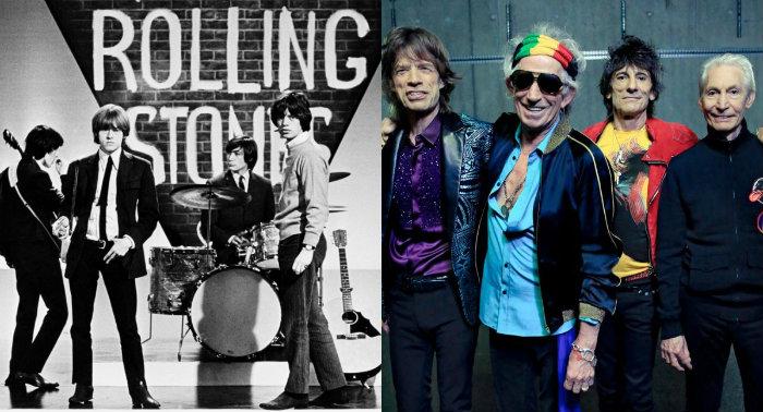 Las 10 Bandas De Rock Más Longevas En La Música De10