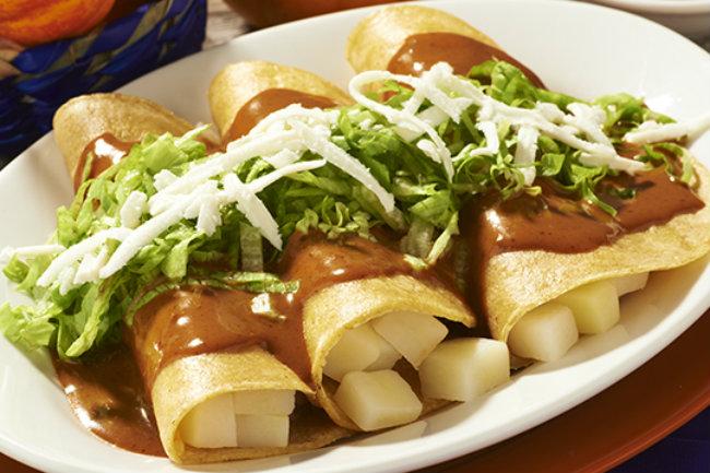 10 recetas de platillos mexicanos vegetarianos de10 - Comidas vegetarianas ricas ...