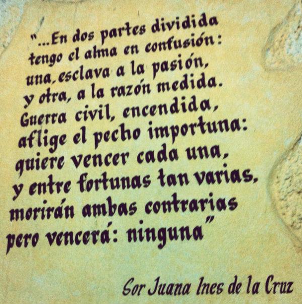 Sor Juana Inés De La Cruz La Monja Literata Que Defendió