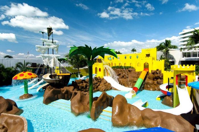 10 Hoteles Con Los Toboganes M 225 S Incre 237 Bles De M 233 Xico De10
