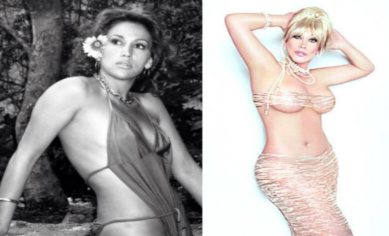 Laura leon desnuda en playboy