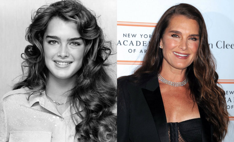 shields sex personals Take a look at the chronology of the men in brooke shields' love life.