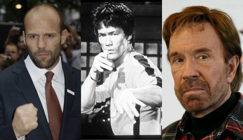 10 actores rudos que SÍ son expertos en artes marciales  011dd8e0cec