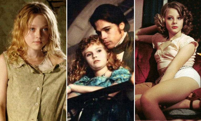 10 niñas actrices que protagonizaron escenas MUY fuertes   De10