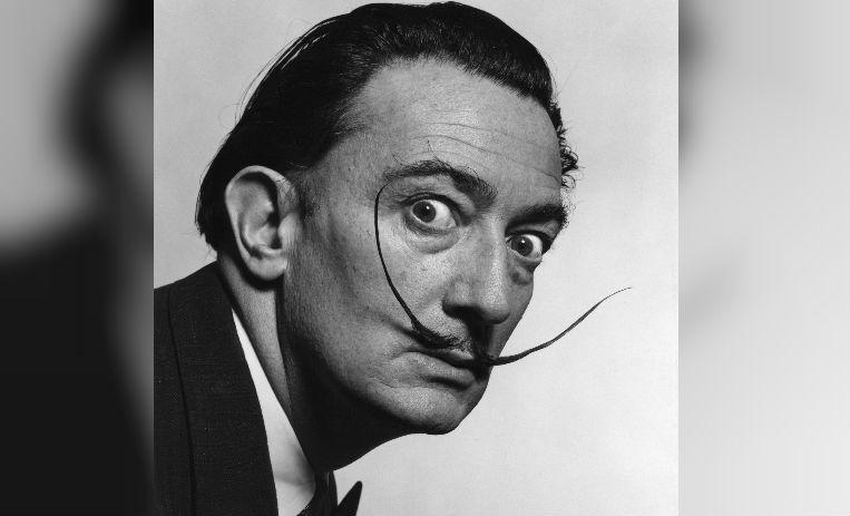 Salvador Dalí, the artist