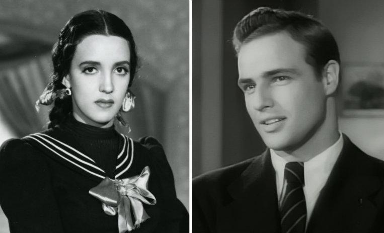 Katy Jurado, la mexicana que tuvo a sus pies a Marlon Brando | De10