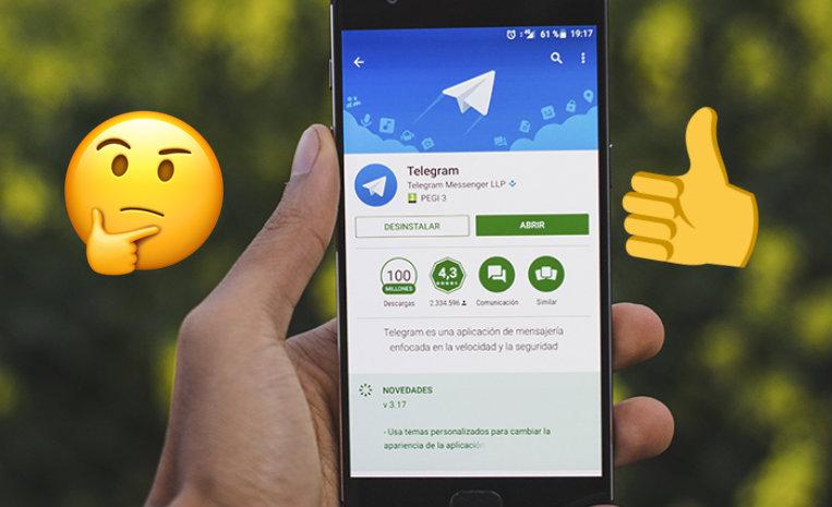 10 Ventajas Que Tiene Telegram Sobre Whatsapp