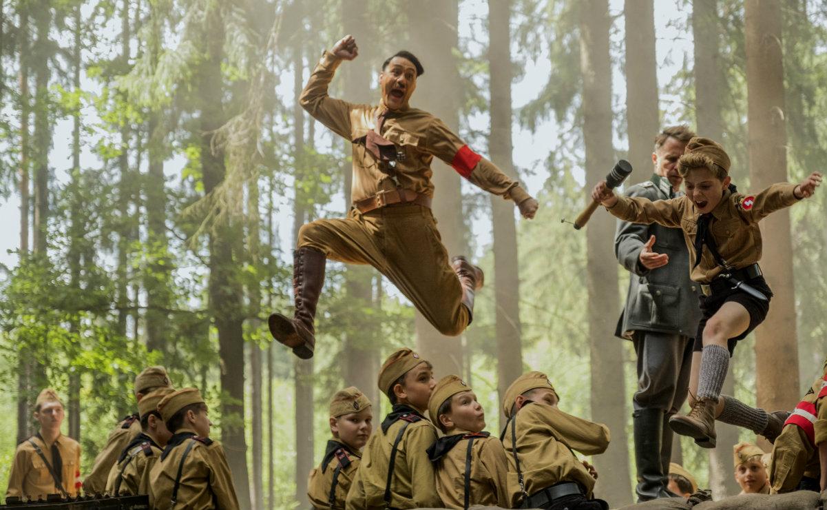 """Jojo Rabbit"""": 10 detalles de la película nazi que te hará reír y ..."""