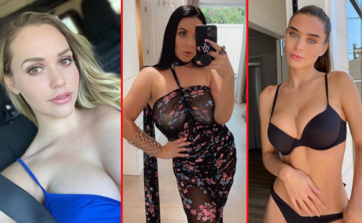 Nombres de mujeres actrices porno Las 10 Actrices Porno Mas Populares Del 2020 De10