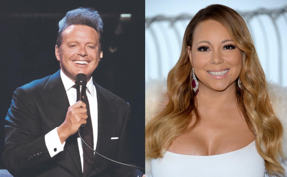 """Las primeras imágenes de Mariah Carey en """"Luis Miguel, La serie"""""""