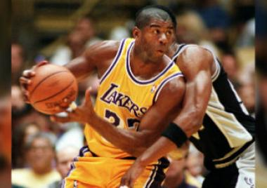 Magic Johnson, Lakers, Earvin Johnson, jugador, basquetbol, sida, VIH, historia, cumpleaños,