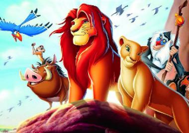 el rey leon, disney, live action
