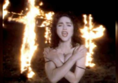 Madonna, Like a prayer, video,