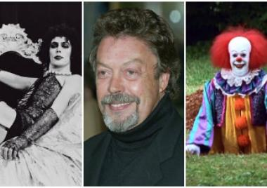tim curry, james tim curry, james curry, rocky horror show, pennywise, it, eso, eso original, it original