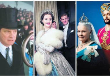kings speech, el discurso del rey, the crown, netflix, victoria and abdul, victoria y abdul, judi dench, peliculas, series, peliculas de realeza, series sobre realeza