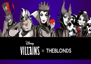 villanos de disney, desfile, semana de la moda, nueva york, New York Fashion Week, Disney Villains, disney, THE BLONDS, diseños, moda, diseños inspirados en villanos, cine,