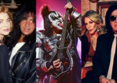 gene simmons, rock, musica, leyendas de rock, KISS, shannon tweed