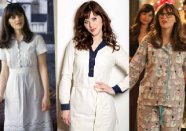 Zooey Deschanel, curiosidades de Zooey Deschanel, Zooey Deschanel gifs, 500 días con ella, 500 days of summer, New Girl, cine, series, actriz, películas, entretenimiento,
