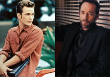 entretenimiento, television, luke perry, beverly hills 90210, series noventas, muerte luke perry, regreso beverly hills, riverdale
