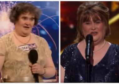entretenimiento, susan boyle, que pasó, como luce ahora, america's got talent, britain's got talent, antes y después, transformación, audición