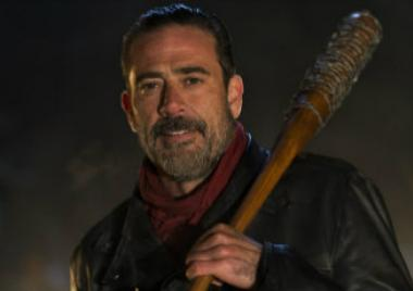 Negan, Jeffrey Dean Morgan, The Walking Dead, crímenes, asesinatos, Lucille, bate, serie de televisión,