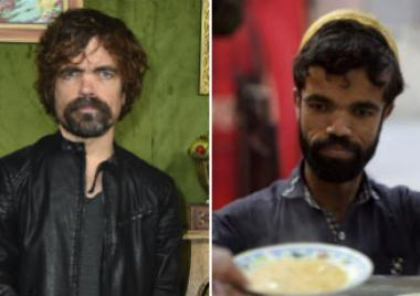 Peter Dinklage, doble, gemelo, Pakistán, Rozi Khan, mesero pakistaní, Game of Thrones, Juego de Tronos, serie, HBO, actor,