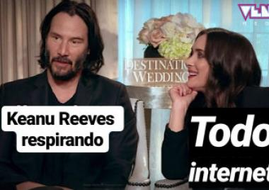 memes, Keanu Reeves, actor, perfecto, John Wick, Cyberpunk 2077, videojuego, hombre perfecto, crush, humor, viral