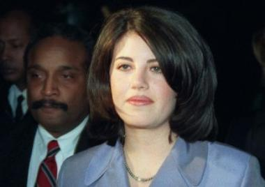 Monica Lewinsky, Bill Clinton, impeachment, affaire, american crime story, amorío, infidelidad