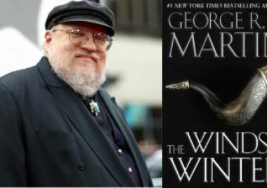George R.R Martin, juego de tronos, game of thrones, libros game of thrones, final juego de tronos, winds of winter, a dream of spring