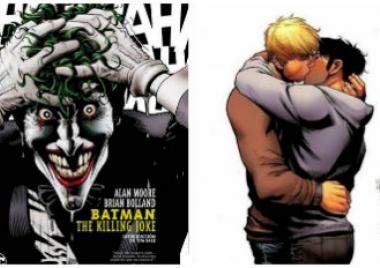 cómics censurados, historietas prohibidas, censura, libertad de expresión, joker, killing joke, beso gay brasil marvel
