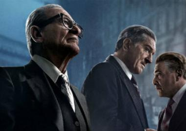 The Irishman, Martin Scorsese, Robert De Niro, mexicanos en The Irishman