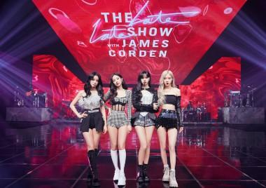 the show concierto de Blackpink k-pop en youtube