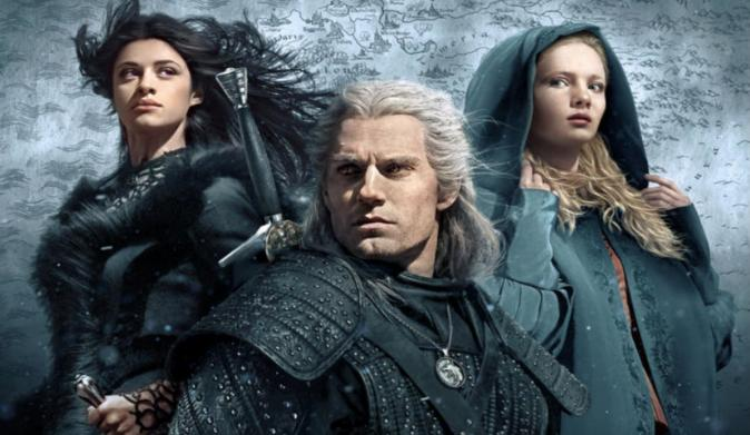 The witcher, estreno The Witcher, Netflix, serie The Witcher, Henry Cavill