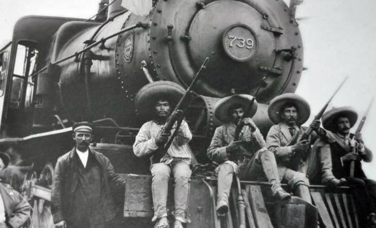 10 Imágenes Inéditas De La Revolución Mexicana De10