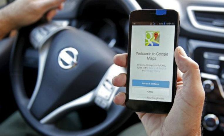 Google Maps ahora hasta te encontrará estacionamiento
