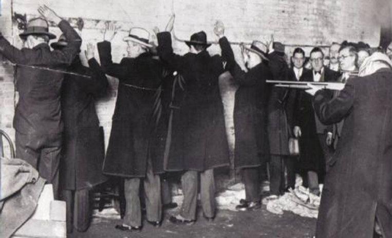 14 de febrero de 1929: La matanza de San Valentín de Al