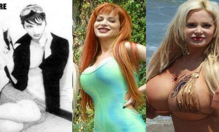 Sabrina Sabrok La Evolución De Sus Senos En 10 Fotos De10