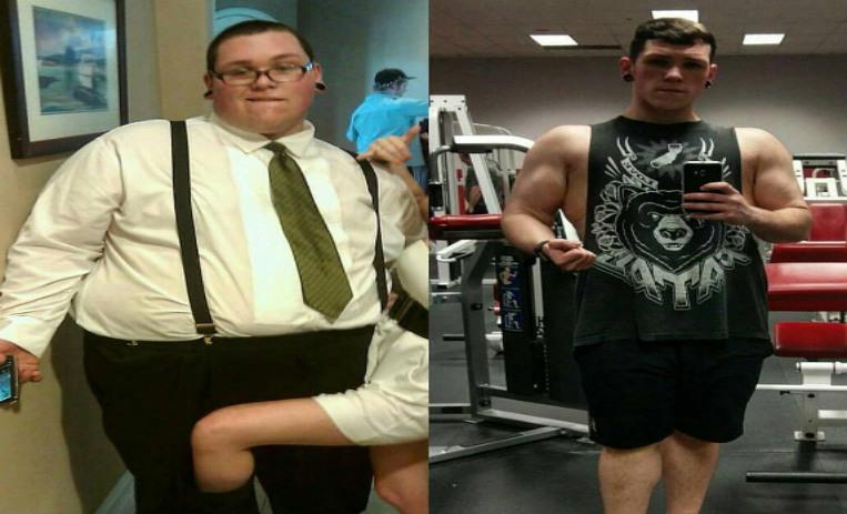 Bajar de peso fotos antes y despues