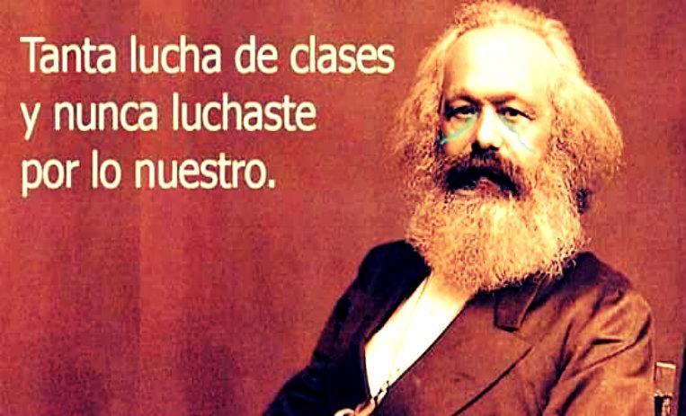 Karl Marx 10 Puntos Para Entender La Lucha De Las Clases