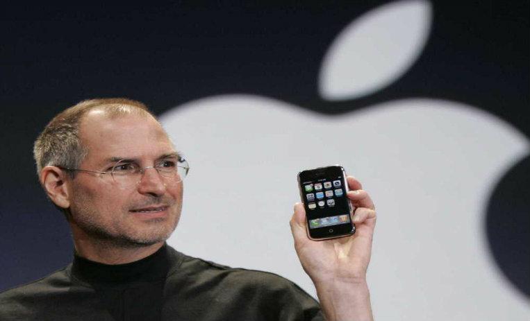 fe8b5ace894 A 10 años del iPhone: ¿cómo fue el primer smartphone de Apple?   De10