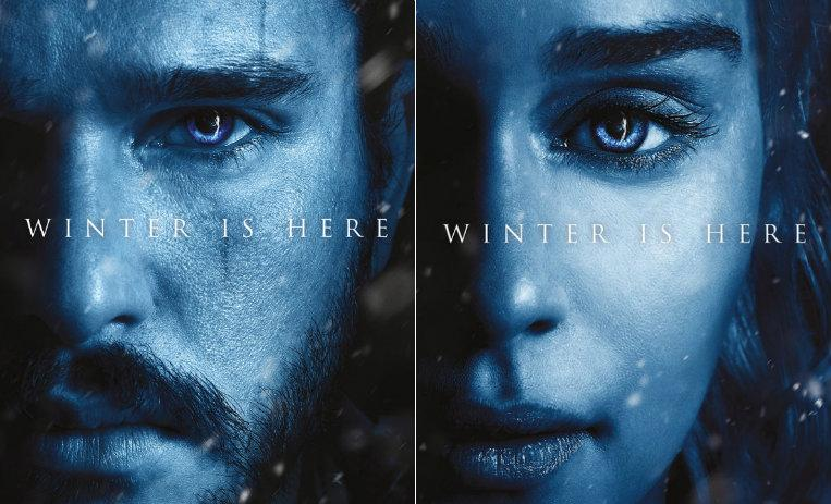 carteles Game of Thrones