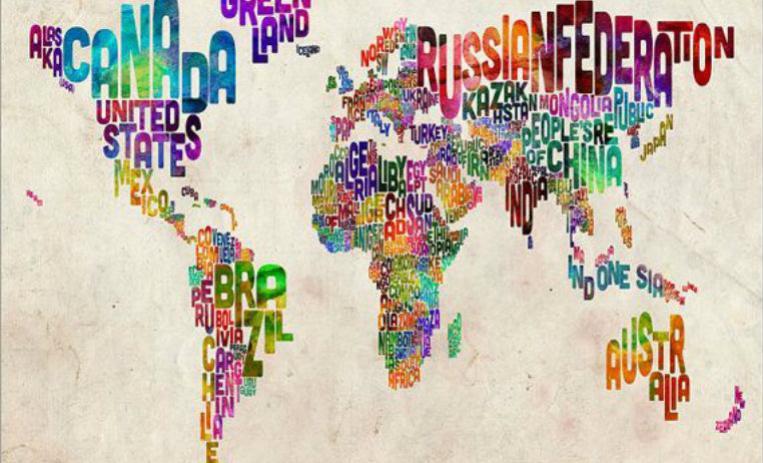 La paises que banderas integran de onu los