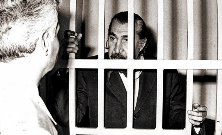 Emilio El Indio Fernández Fue A Prisión Por Asesinato De10
