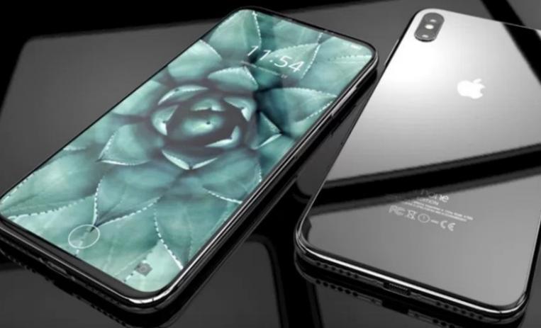 Filtran imagen del iPhone 8 con funda